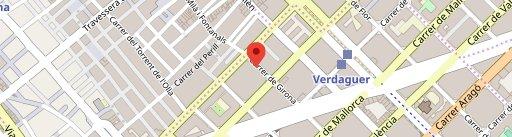 La Gilda en el mapa