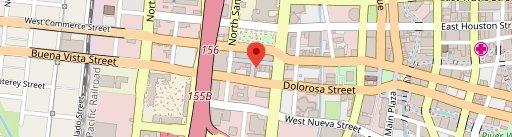 La Margarita Mexican Restaurant & Oyster Bar on map