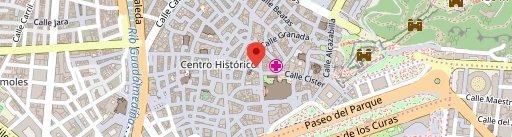 La Medusa Ostrería on map