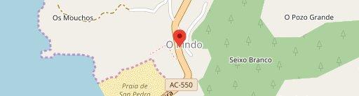 Morada Da Moa en el mapa