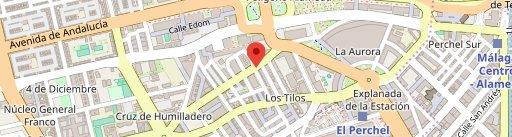 Restaurante La Ñora on map