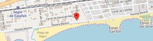 La Paella en el mapa