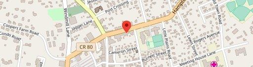 La Parmigiana Italian Restaurant on map