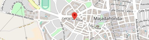 La Sidreria on map
