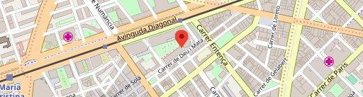 Restaurante La Tagliatella | L'illa Diagonal, Barcelona on map