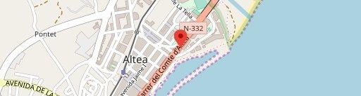 La Terraza by Helen на карте