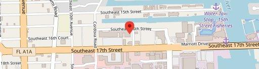 Laspada's Original Hoagies - 17th Street on map
