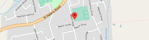 Leigh Cricket Club on map