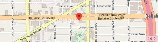 Lemongrass Cafe en el mapa