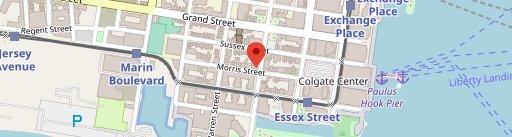 Light Horse Tavern on map
