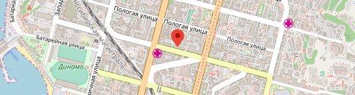 Limoncello on map
