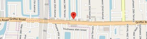 Little Cuban Cafe на карте
