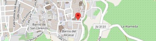 Llámame Lola Gastrobar en el mapa