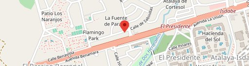 Lolas Bar Tapas en el mapa