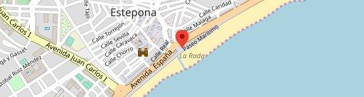 LOLA'S en el mapa
