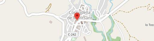 Lo Refugi on map