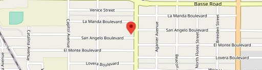 Los Barrios on map