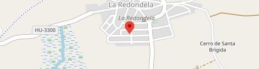Los Naranjos on map