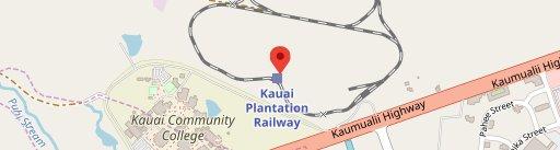 Luau Kalamaku on map