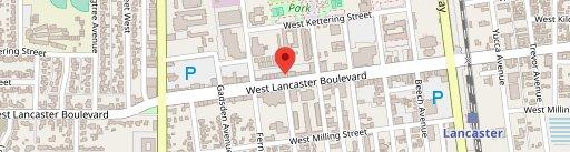 Lucky Luke Brewpub on map