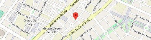Restaurante Luisy en el mapa