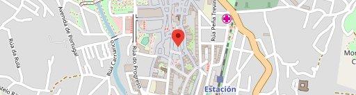 Lusco Fusco en el mapa