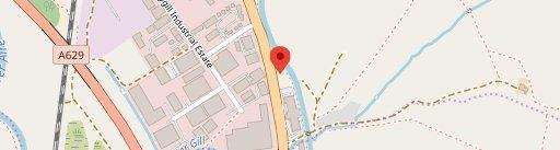 Musafir on map