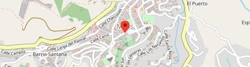 Mango Café & Tea Room en el mapa