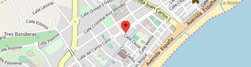María Tapas Bar-Restaurante en el mapa