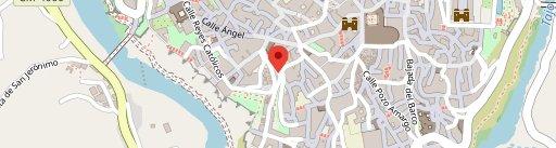 Maruxiña Lounge en el mapa