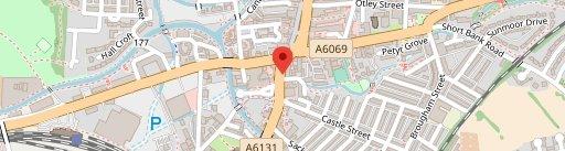 Mastab on map