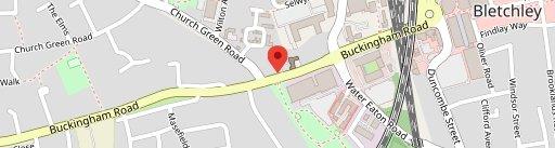Pasha Turkish Grill Restaurant on map