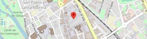 Matuka en el mapa