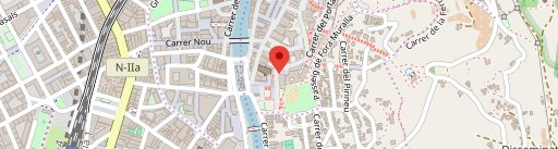 Meat Garden en el mapa
