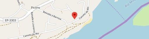 Merendero Chapiñas on map