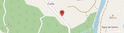 Mesón Julio en el mapa