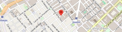Restaurante Mi Gracia en el mapa