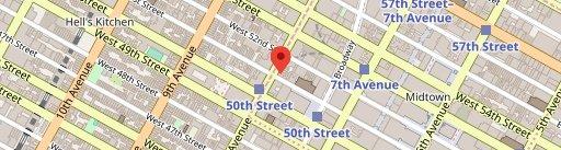 Mi Nidito on map
