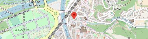 Restaurant Mimolet en el mapa