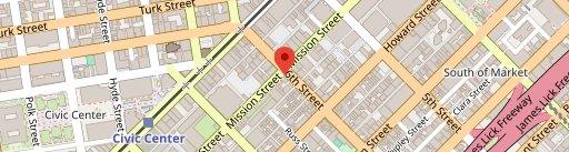 Miss Saigon on map