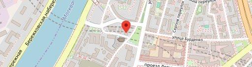 Modus ресторан на карте