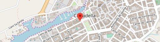Mon Restaurant i Fonda en el mapa