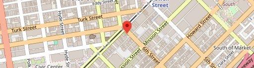 Montesacro San Francisco on map