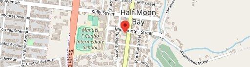 Moonside Bakery & Cafe on map