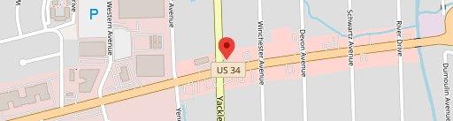 Morningside Cafe on map