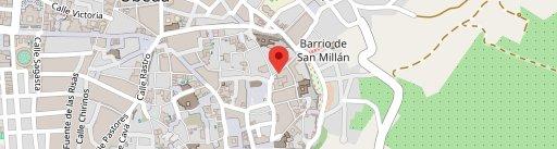MOSS Gastro-Bar en el mapa