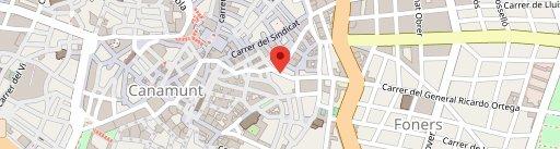 Bigotu2 en el mapa