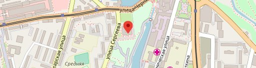 Мушкино на карте