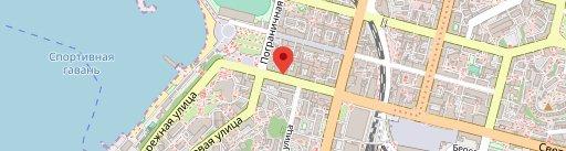 Мюнхен на карте