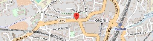 Neishe Kitchen on map